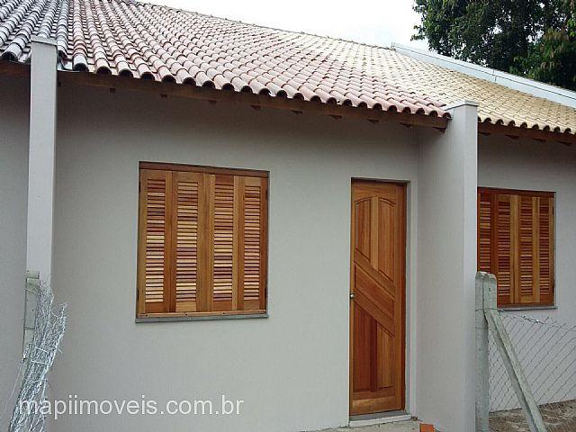 Mapi Imóveis - Casa 2 Dorm, Santo André (251956)
