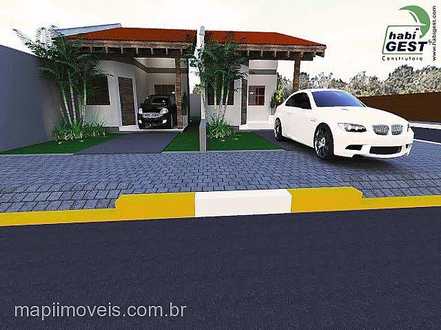 Mapi Imóveis - Casa 2 Dorm, L - Morada da Brisa