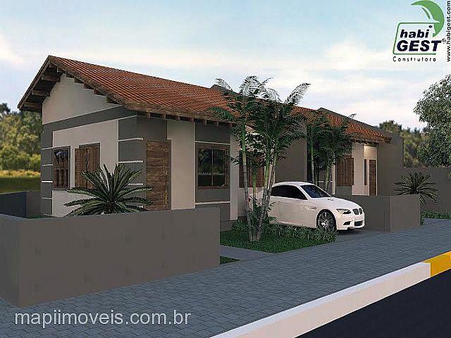 Mapi Imóveis - Casa 2 Dorm, Campina, São Leopoldo