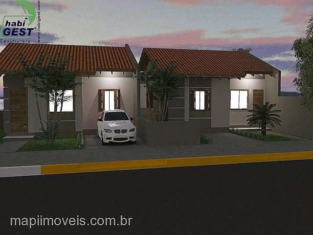 Mapi Imóveis - Casa 2 Dorm, Campina, São Leopoldo - Foto 3