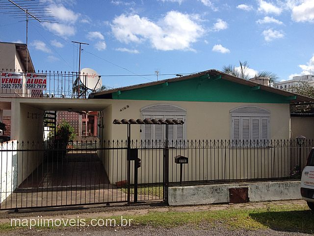Casa 2 Dorm, Pátria Nova, Novo Hamburgo (289728)