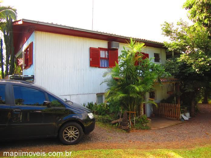 Casa 3 Dorm, Santo Afonso, Novo Hamburgo (339504)