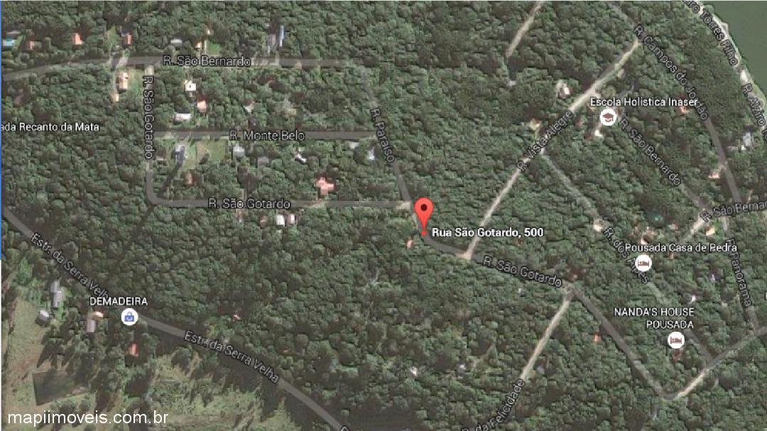 Mapi Imóveis - Terreno, São Bernardo (351295)