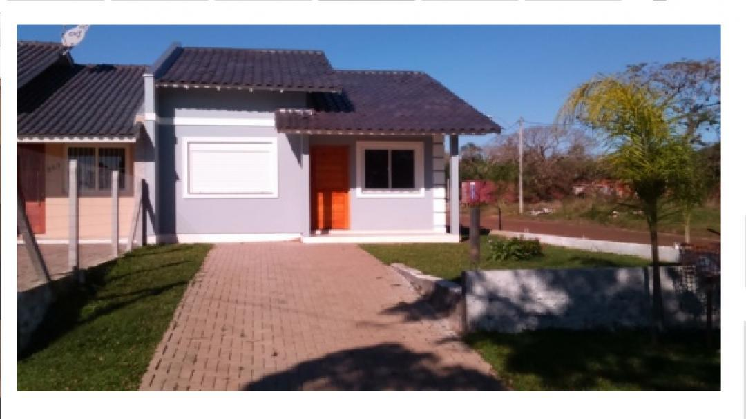Mapi Imóveis - Casa 2 Dorm, Lomba Grande (352830)