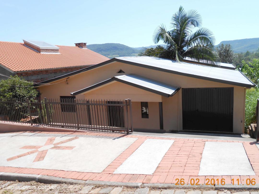 Casa 3 Dorm, Centro, Feliz (352854)