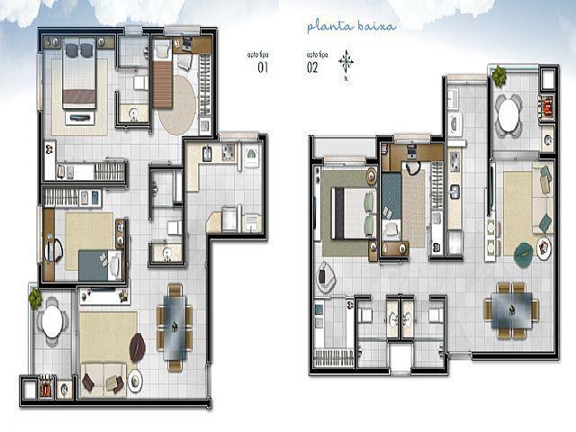 Mapi Imóveis - Apto 3 Dorm, Centro, Novo Hamburgo - Foto 3