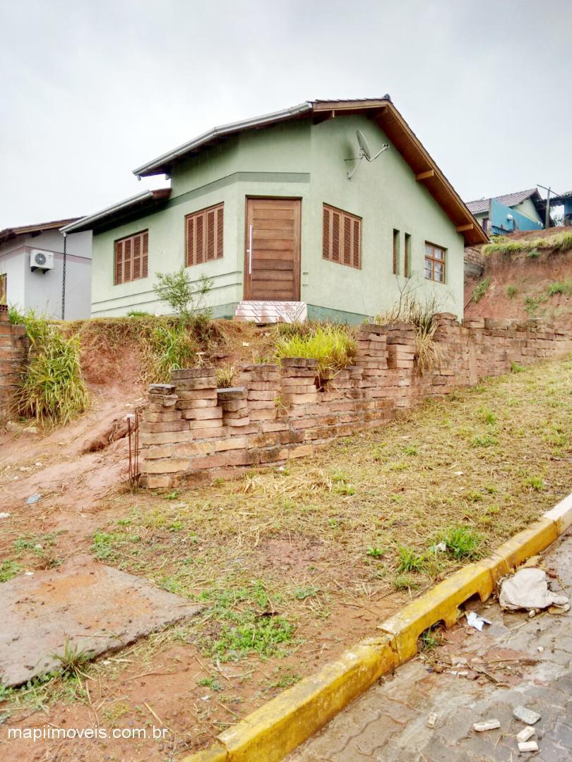 Mapi Imóveis - Casa 2 Dorm, Solar do Campo