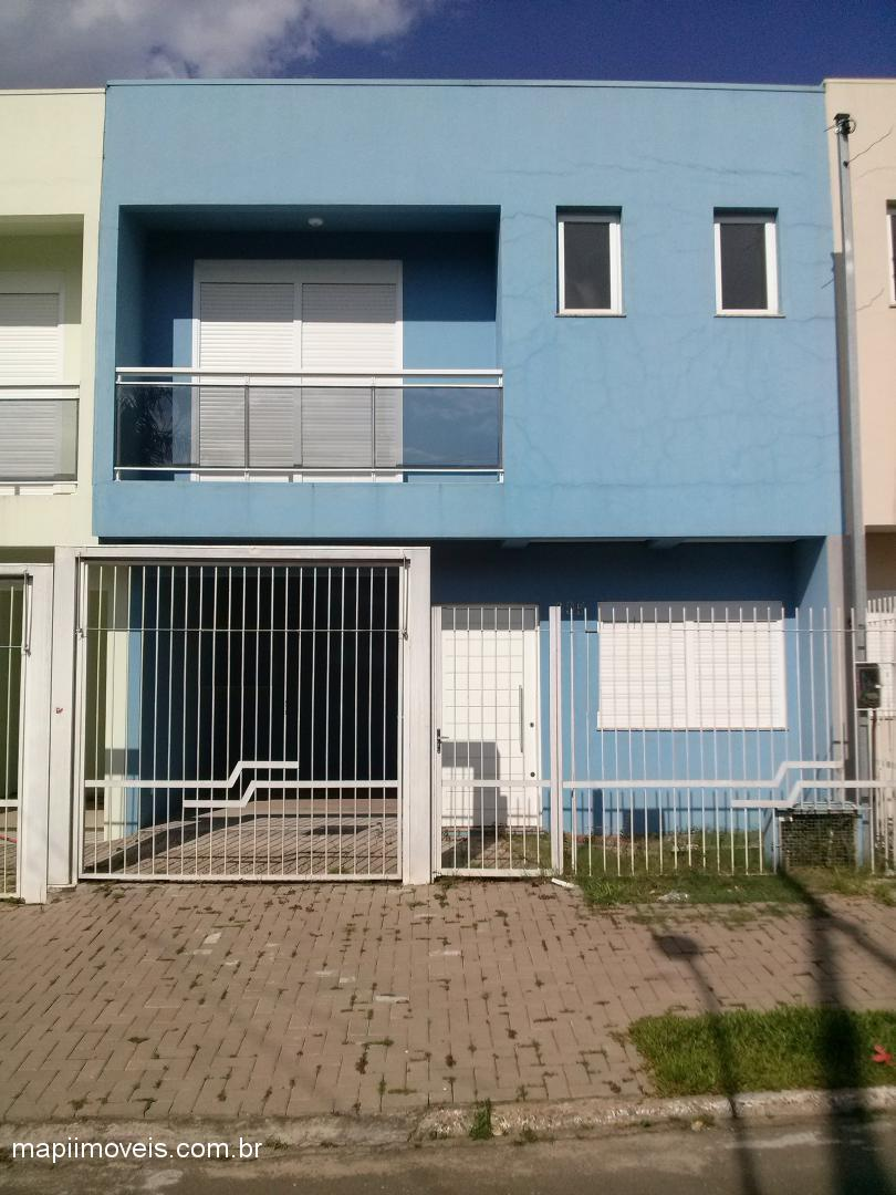 Mapi Imóveis - Casa 3 Dorm, Ideal, Novo Hamburgo