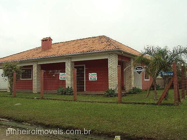 Casa 4 Dorm, Centro, Imbé (120767)