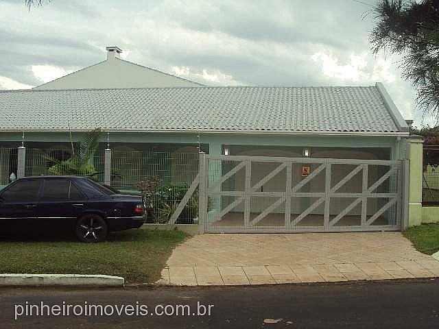 Pinheiro Imóveis - Casa 4 Dorm, Centro, Imbé - Foto 6