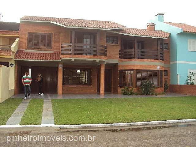 Casa 4 Dorm, Centro, Imbé (137542)