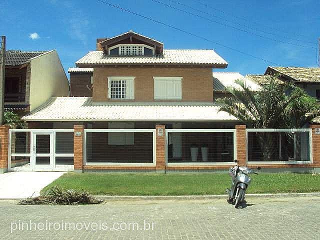 Pinheiro Imóveis - Casa 4 Dorm, Centro, Imbé