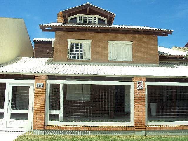 Pinheiro Imóveis - Casa 4 Dorm, Centro, Imbé - Foto 5