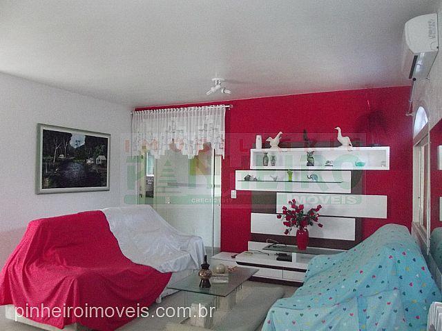 Pinheiro Imóveis - Casa 4 Dorm, Zona Nova (163945) - Foto 6
