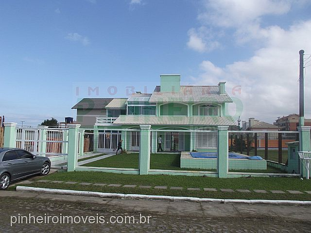 Pinheiro Imóveis - Casa 4 Dorm, Zona Nova (163945) - Foto 10