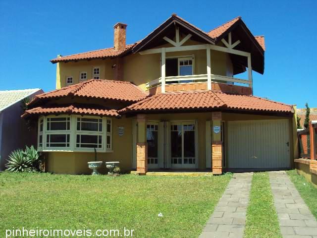 Casa 3 Dorm, Centro, Imbé (253626)