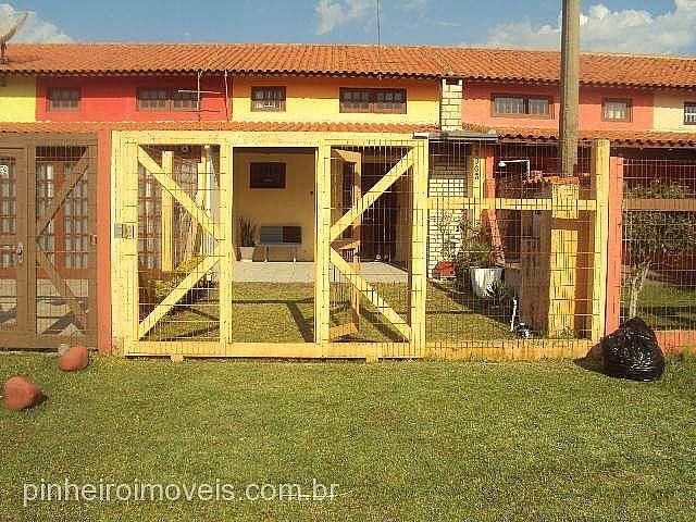 Pinheiro Imóveis - Casa 3 Dorm, Centro, Imbé
