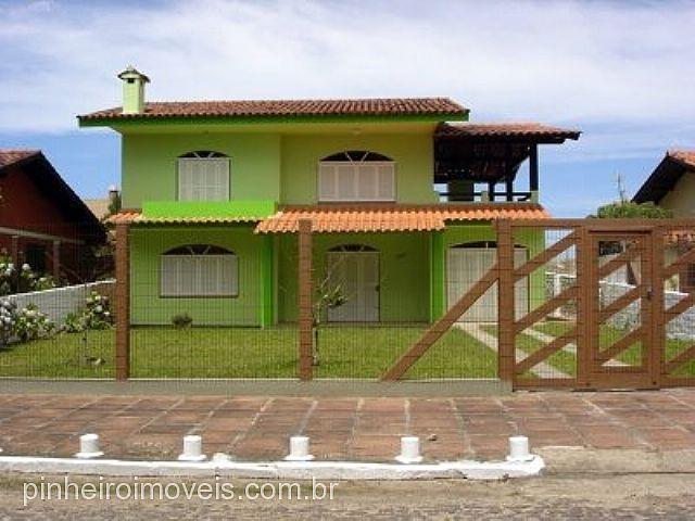 Casa 4 Dorm, Centro, Imbé (287677)