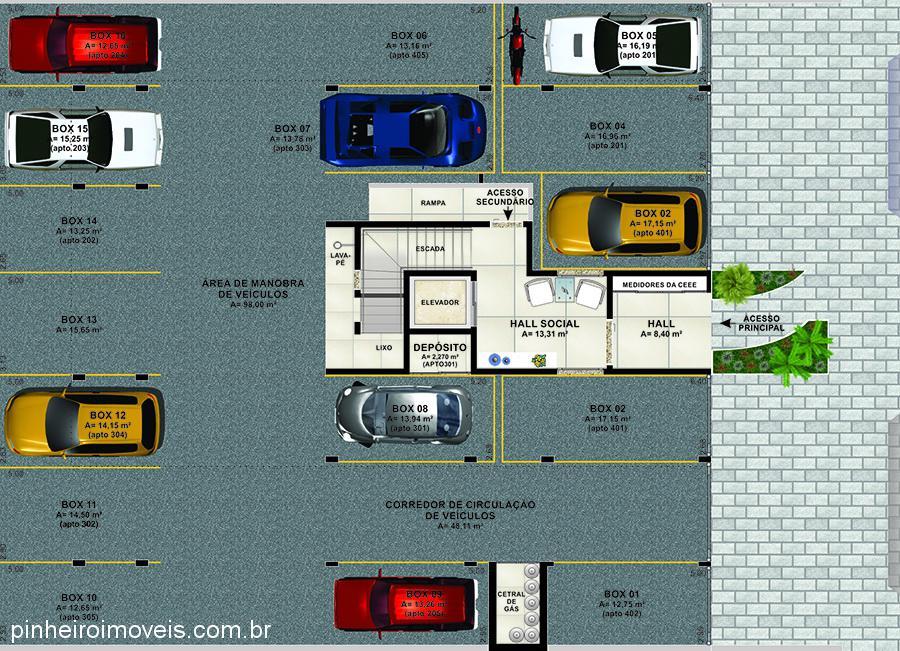 Apto 1 Dorm, Centro, Tramandaí (299783) - Foto 4