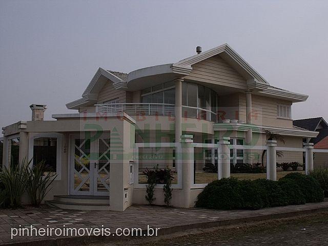Pinheiro Imóveis - Casa 5 Dorm, Zona Nova (64630)