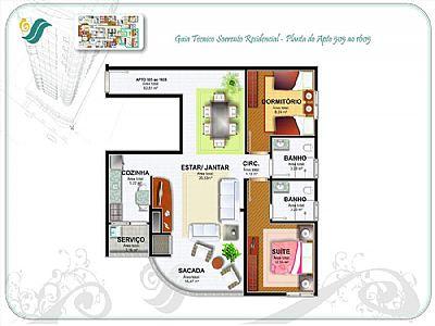 Apto 2 Dorm, Centro, Tramandaí (9187) - Foto 10