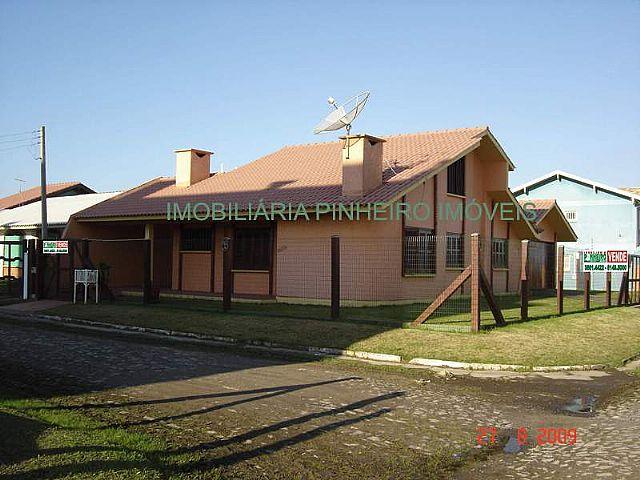 Casa 4 Dorm, Zona Nova, Tramandaí (9521)