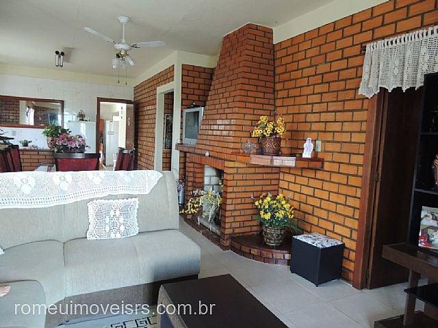 Romeu Imóveis - Casa 3 Dorm, Nazaré, Cidreira - Foto 4