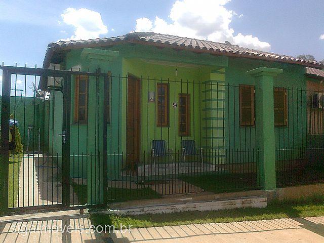Imóvel: Siga Imóveis - Casa 2 Dorm, Ibiza, Gravataí