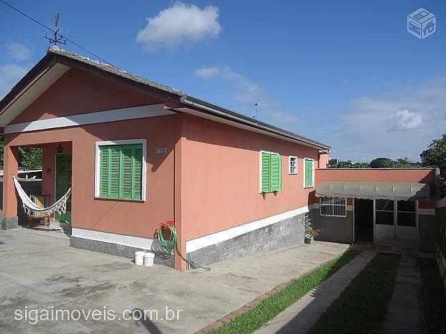 Casa 3 Dorm, Vista Alegre, Cachoeirinha (148927)
