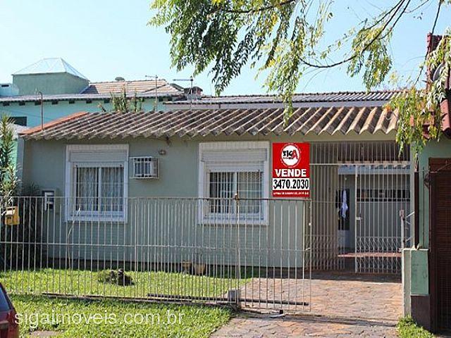 Casa 2 Dorm, Parque da Matriz, Cachoeirinha (153721)