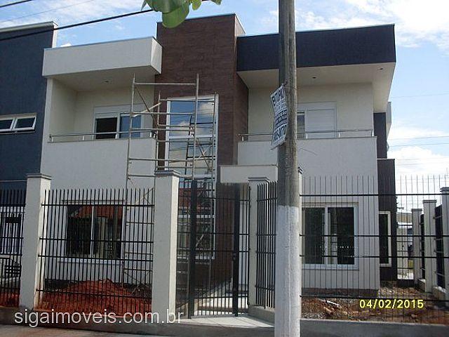 Casa 3 Dorm, Vale do Sol, Cachoeirinha (197709)