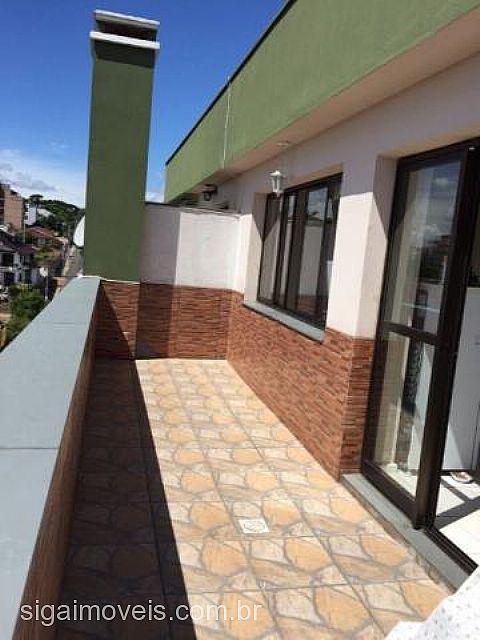 Cobertura 3 Dorm, Jardim Mauá, Cachoeirinha (243428)