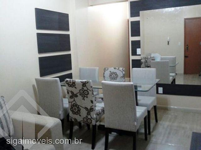 Apto 2 Dorm, Vila Cachoeirinha, Cachoeirinha (243821)