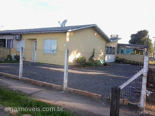 Casa 2 Dorm, Bom Principio, Gravataí (252293)