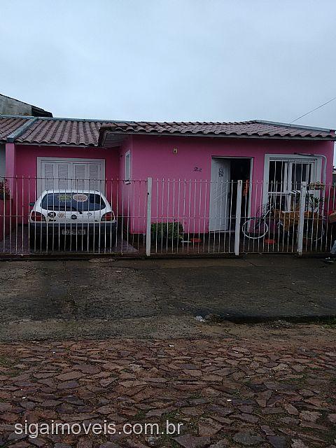 Siga Imóveis - Casa 2 Dorm, Jardim do Bosque