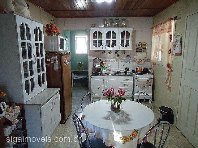 Casa 3 Dorm, Garibaldino, Gravataí (278733) - Foto 4