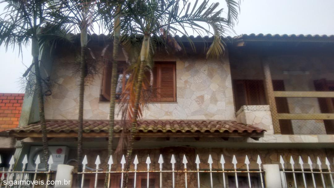 Casa 1 Dorm, Vila Jardim América, Cachoeirinha (282094)
