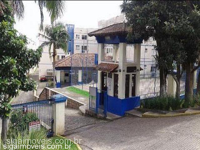 Apto 2 Dorm, Vila Cachoeirinha, Cachoeirinha (306397)
