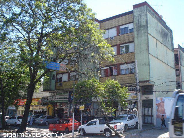 Apto 1 Dorm, Centro, Cachoeirinha (307464)