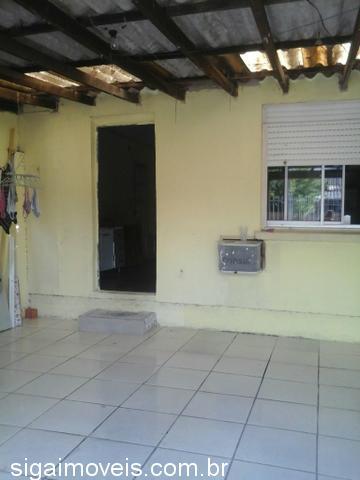 Casa 2 Dorm, Parque da Matriz, Cachoeirinha (308780)