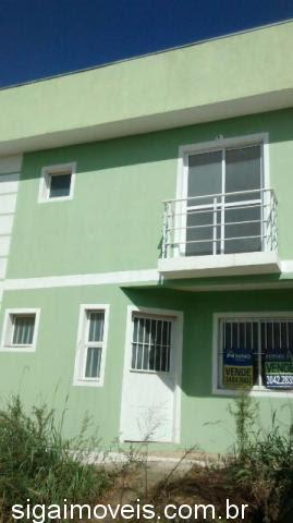 Siga Imóveis - Casa 2 Dorm, Parada 76, Gravataí