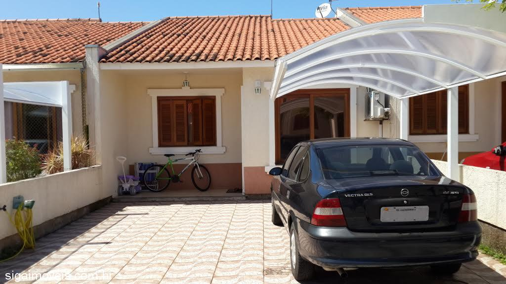 Siga Imóveis - Casa 2 Dorm, Distrito Industrial
