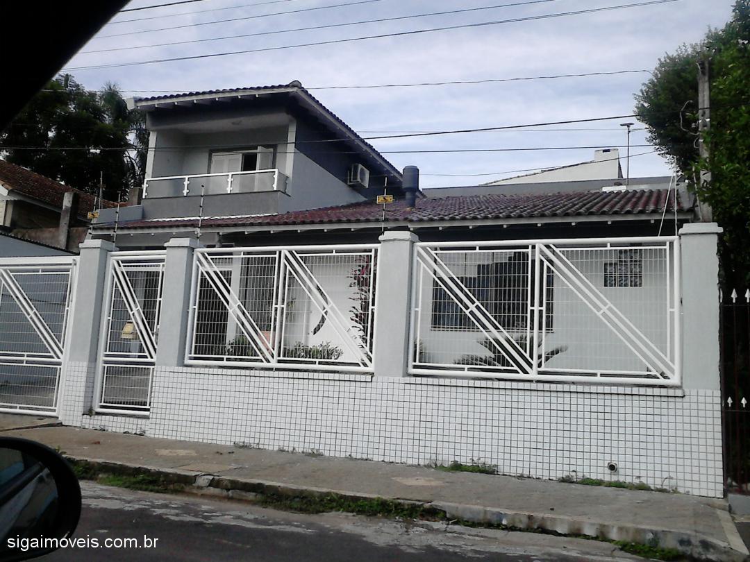 Siga Imóveis - Casa 3 Dorm, Imbuhy, Cachoeirinha