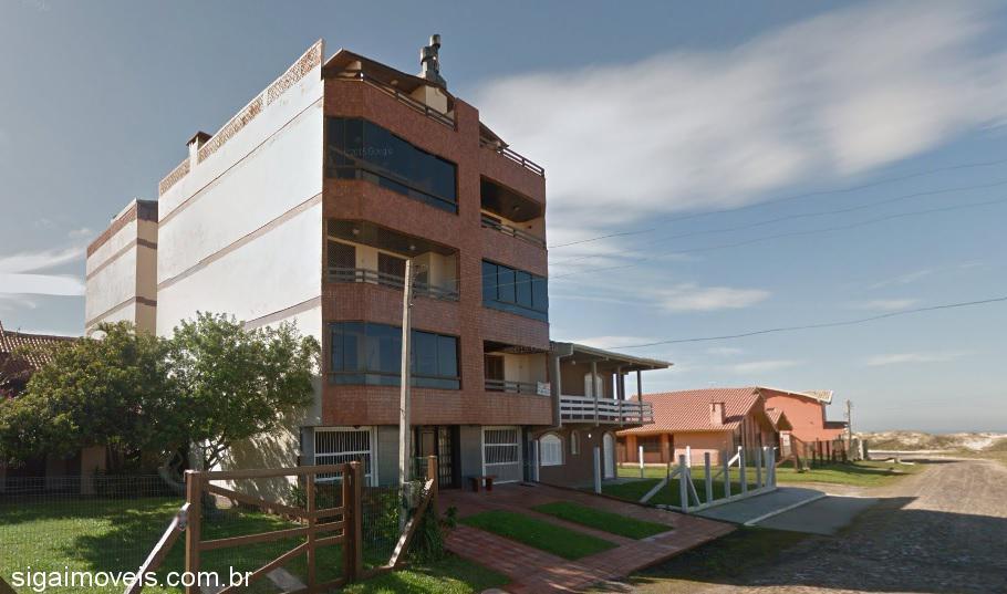 Cobertura 2 Dorm, Zona Nova, Tramandaí (312219)