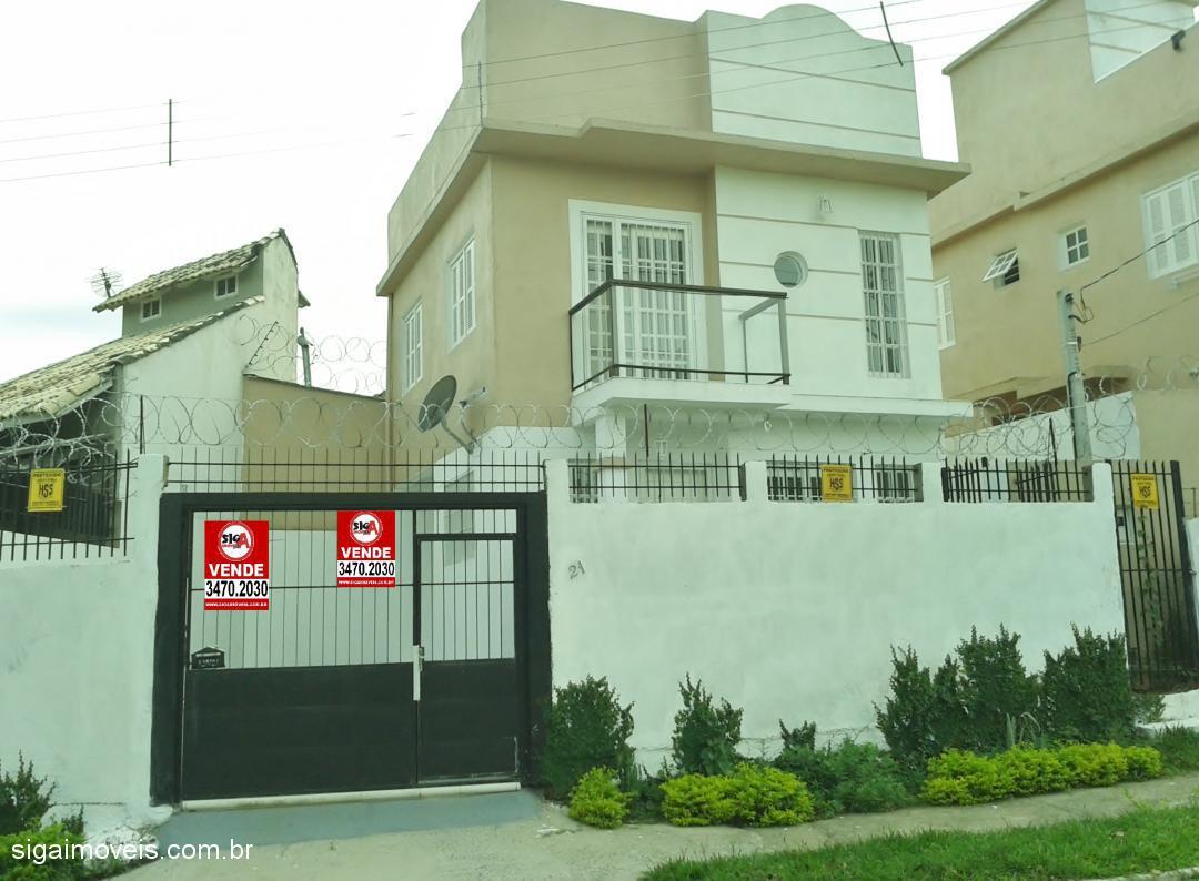Casa 2 Dorm, Fátima, Cachoeirinha (312660)