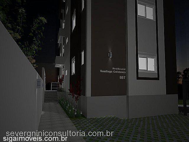 Cobertura 2 Dorm, Parque Brasilia, Cachoeirinha (313024) - Foto 3