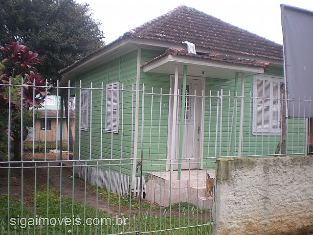 Siga Imóveis - Casa 2 Dorm, Vila Regina (34495)