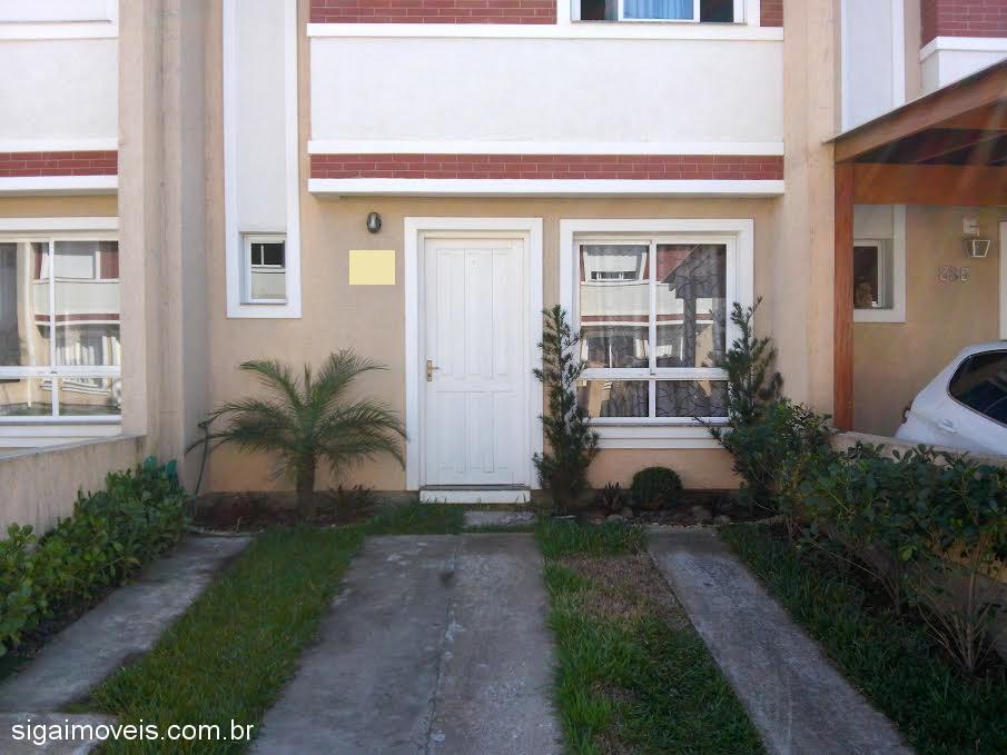 Casa 2 Dorm, Distrito Industrial, Cachoeirinha (355034)