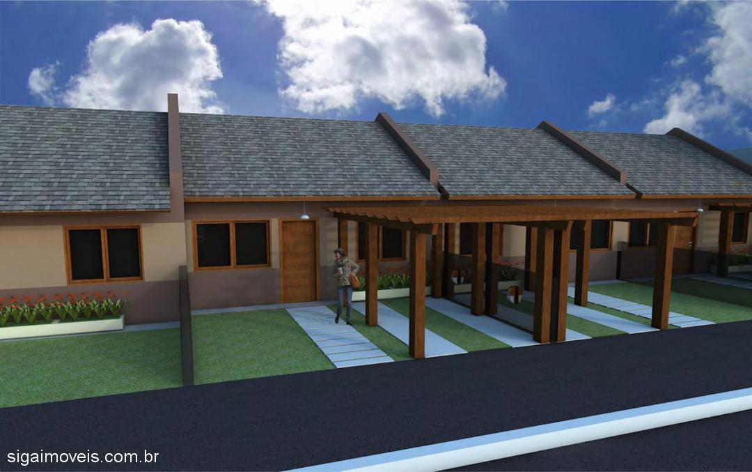 Casa 2 Dorm, Parque da Matriz, Cachoeirinha (360704) - Foto 2