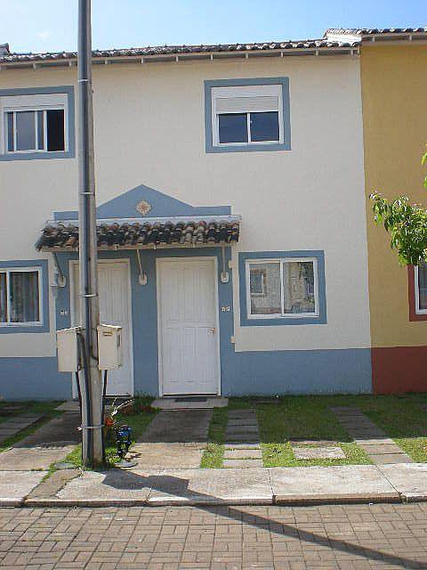 Casa 2 Dorm, B. Santo Antonio, Gravataí (37323)